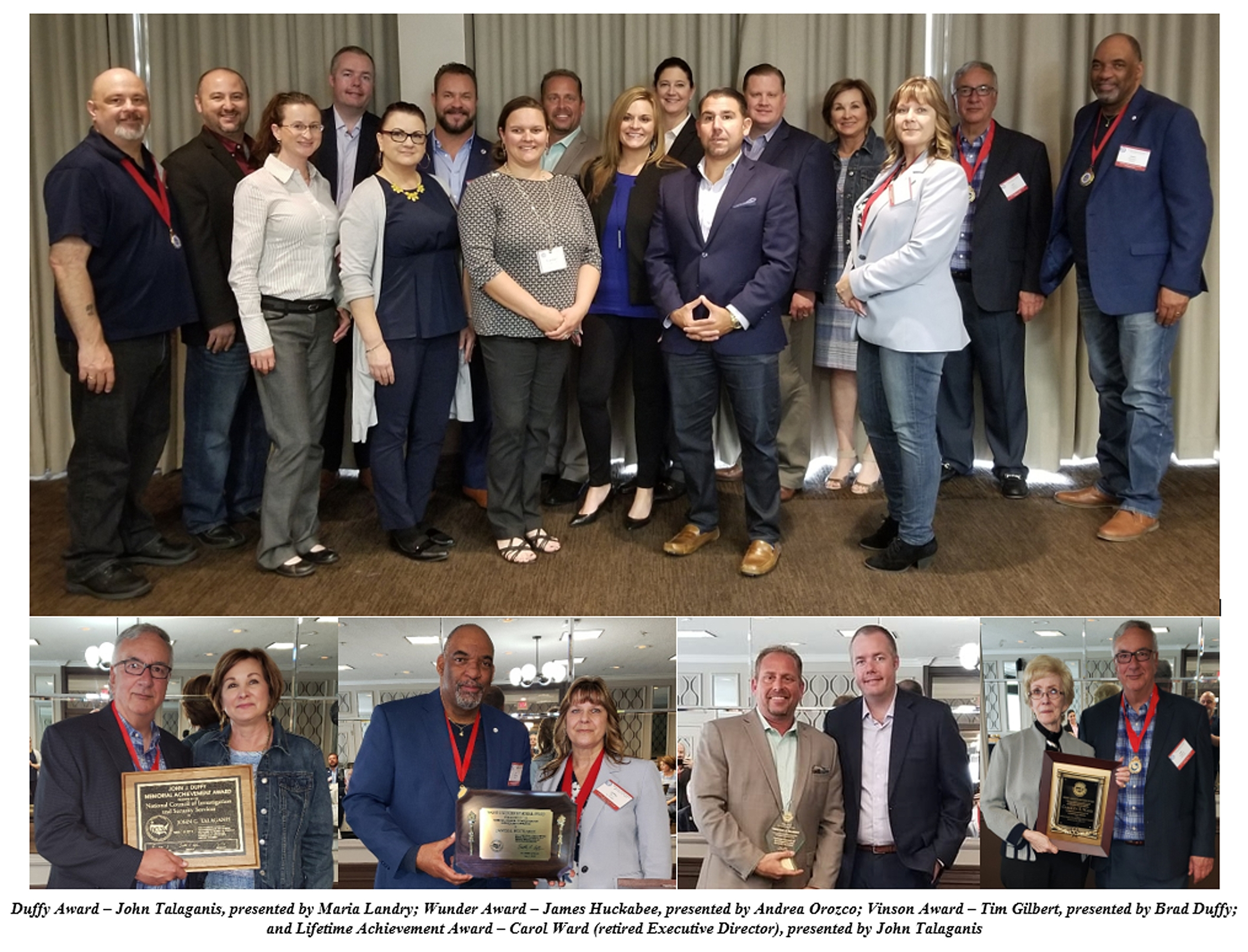 NCISS 2019 Hit the Hill Board and Awards